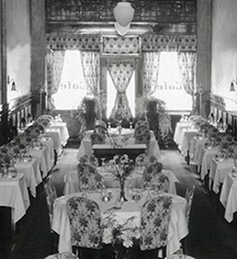 History:      The Hotel Congress  in Tucson