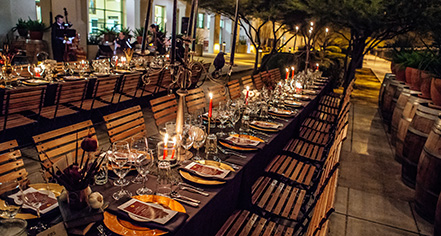 Weddings:      The Hotel Congress  in Tucson