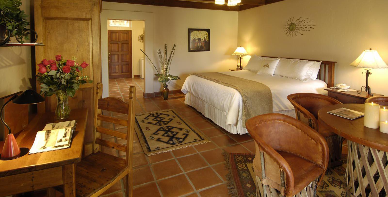 Image of Guestroom Tubac Golf Resort and Spa, 1959, Member of Historic Hotels of America, in Tubac, Arizona, Location Map