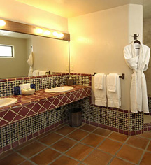 Accommodations:      Tubac Golf Resort and Spa  in Tubac