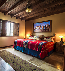 Accommodations:      White Stallion Ranch  in Tucson