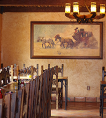 Dining at      White Stallion Ranch  in Tucson