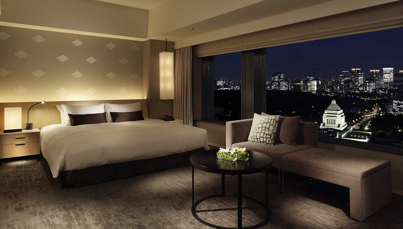 Luxury Hotels In Tokyo Japan The Capitol Hotel Tokyu