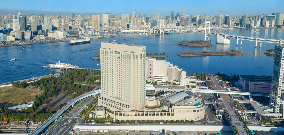 Hotel Nikko Tokyo Odaiba Tripadvisor
