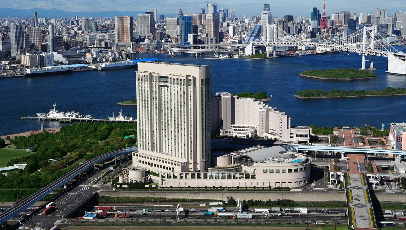 Grand nikko tokyo daiba luxury tokyo hotel luxury for Pacific grand