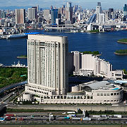Book a stay with Grand Pacific LE DAIBA in Tokyo