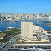 Book a stay with Grand Nikko Tokyo Daiba in Tokyo