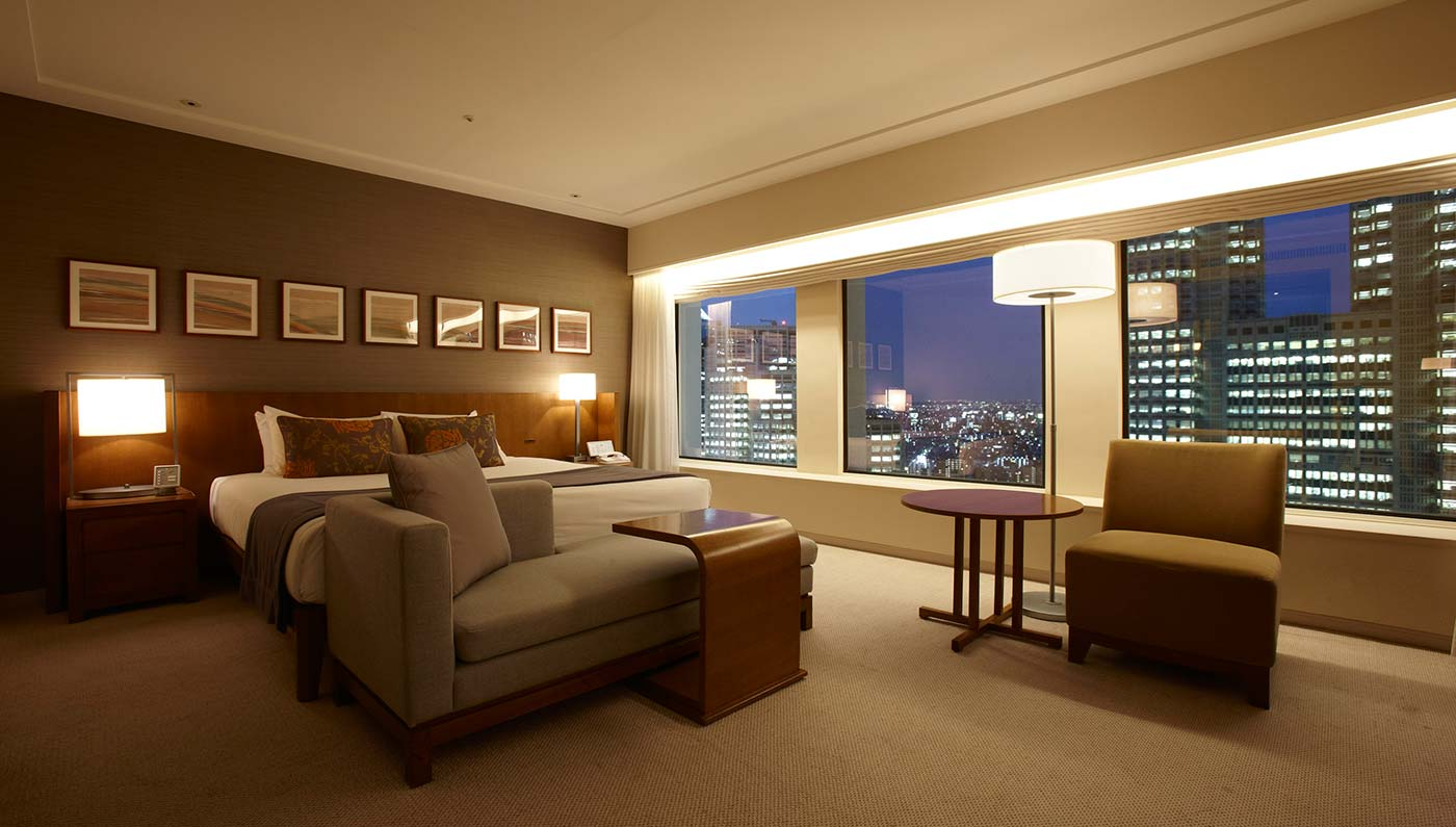 Keio plaza hotel tokyo luxury hotels in downtown tokyo for Exclusive accommodation