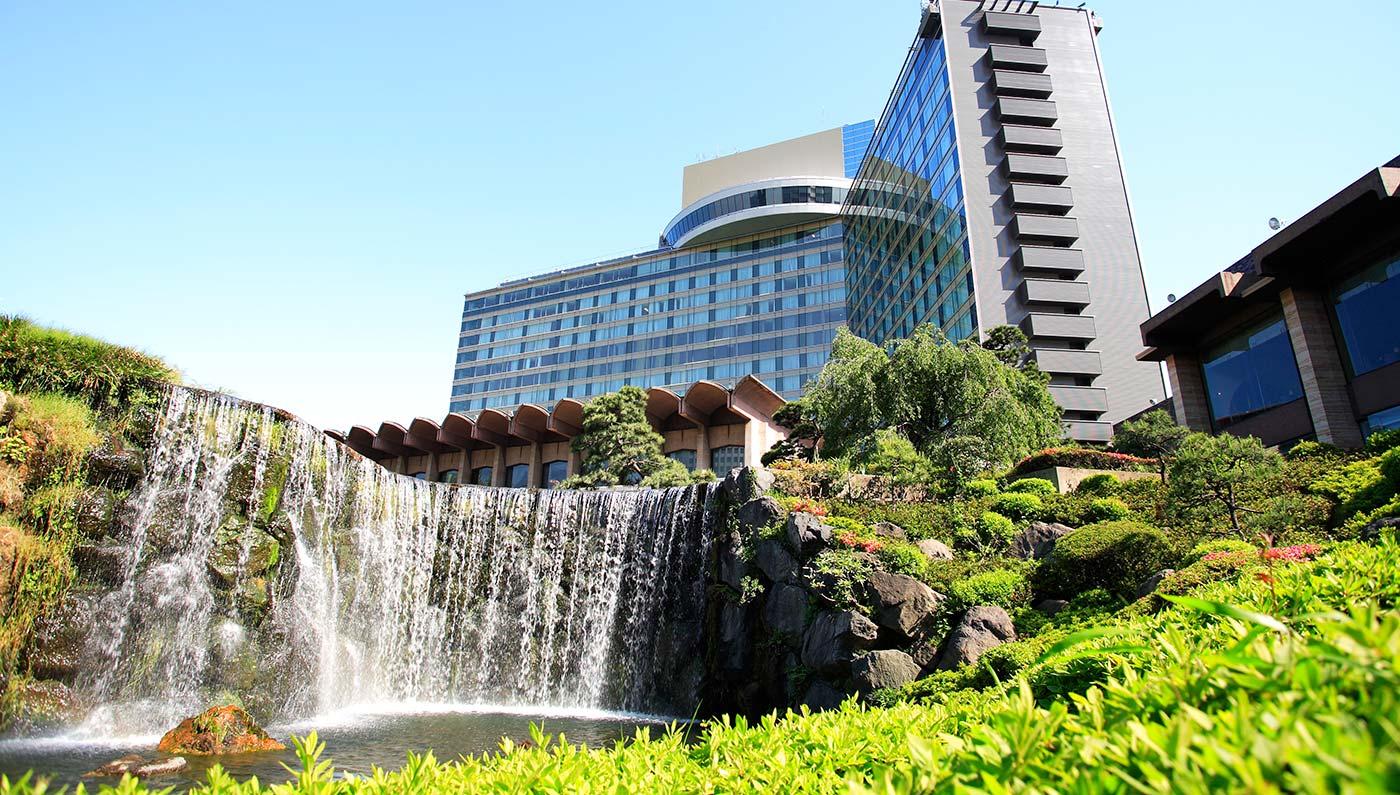 Hotel new otani tokyo the main luxury tokyo hotel for Hotels japon