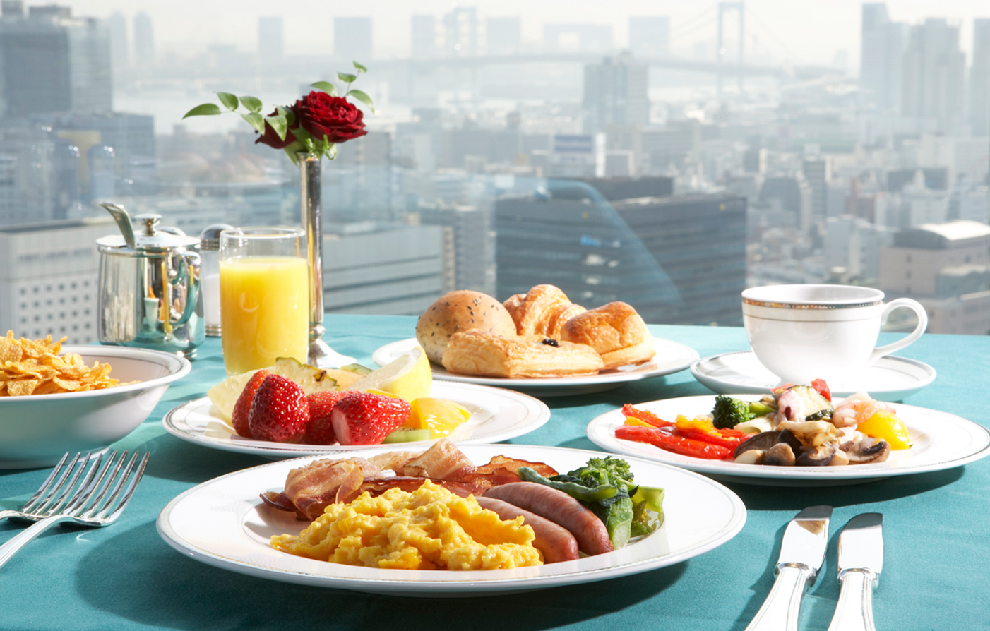 Dining:      The Prince Park Tower Tokyo  in Tokyo