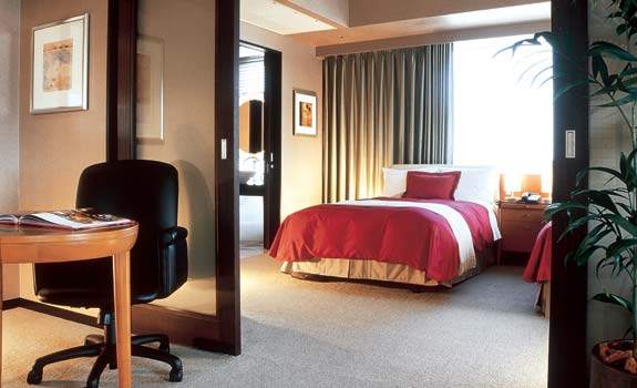 ROYAL PARK HOTEL THE SHIODOME, TOKYO  - Accommodations