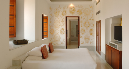 Accommodations: Devi Garh in Udaipur