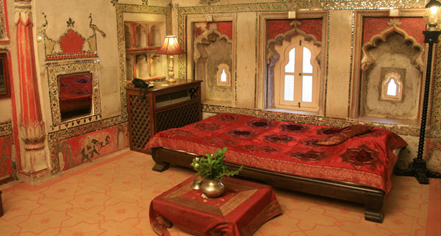Deogarh Mahal  in Deogarh Madaria