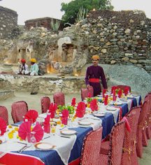 Weddings:      Deogarh Mahal  in Deogarh Madaria