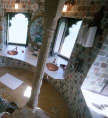 Accommodations:      Fort Seengh Sagar  in Deogarh