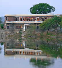 Fort Seengh Sagar  in Deogarh