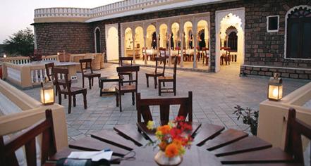 Meetings at      Fort Seengh Sagar  in Deogarh