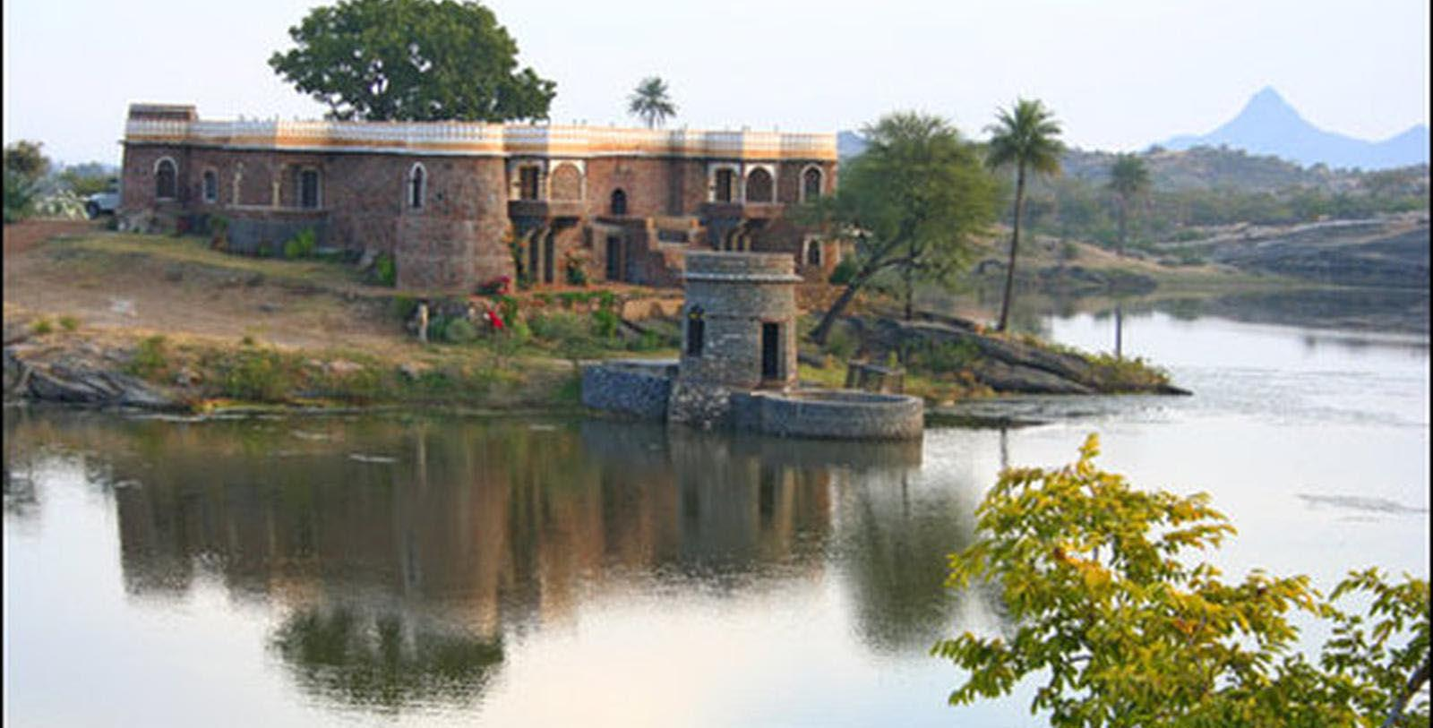 Image of Hotel Exterior Fort Seengh Sagar, 1670, Member of Historic Hotels Worldwide, in Deogarh, India, Special Offers, Discounted Rates, Families, Romantic Escape, Honeymoons, Anniversaries, Reunions