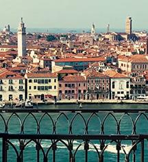 History:      Hilton Molino Stucky Venice  in Venice