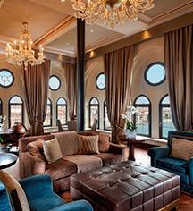 Hilton Molino Stucky Venice  in Venice