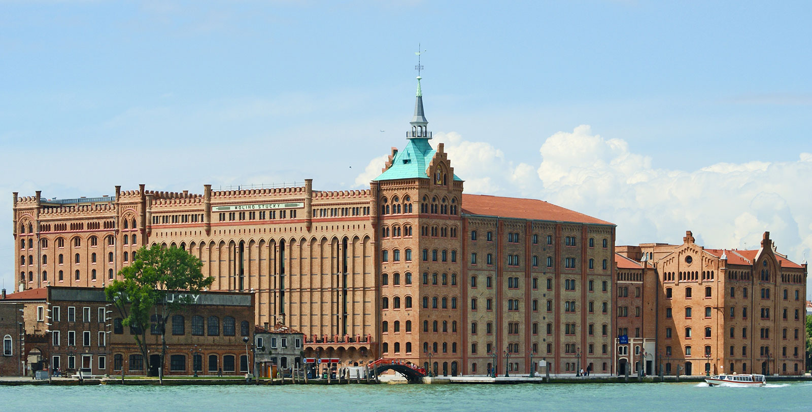 Image of Exterior, Hilton Molino Stucky Venice, Italy, 1884, Member of Historic Hotels Worldwide, Overview