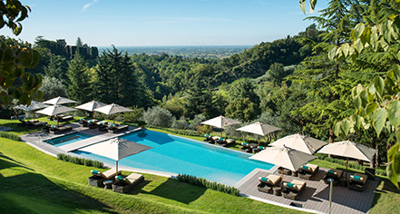 Activities:      Hotel Villa Cipriani  in Asolo