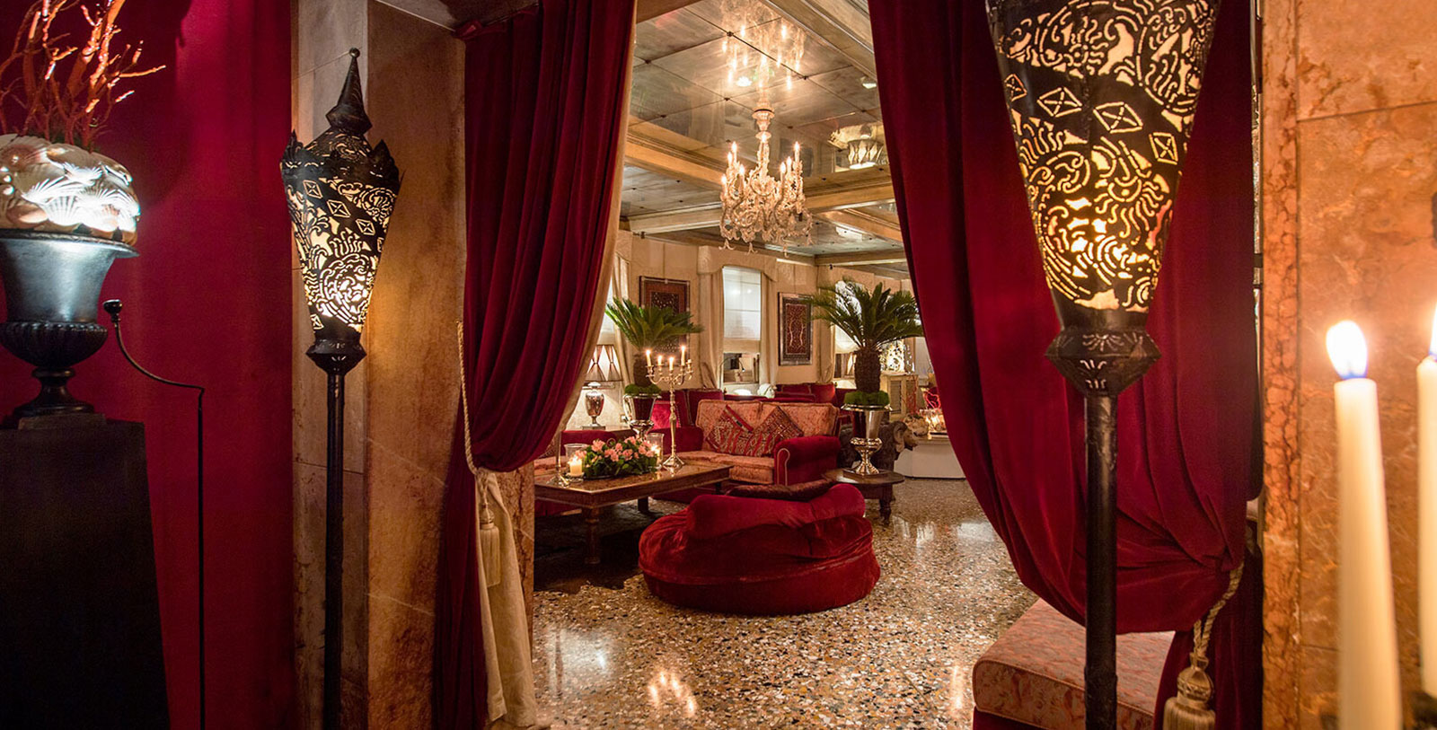 Image of Guestroom Interior Metropole Hotel, 1500, Member of Historic Hotels Worldwide, in Venice, Italy, Overview