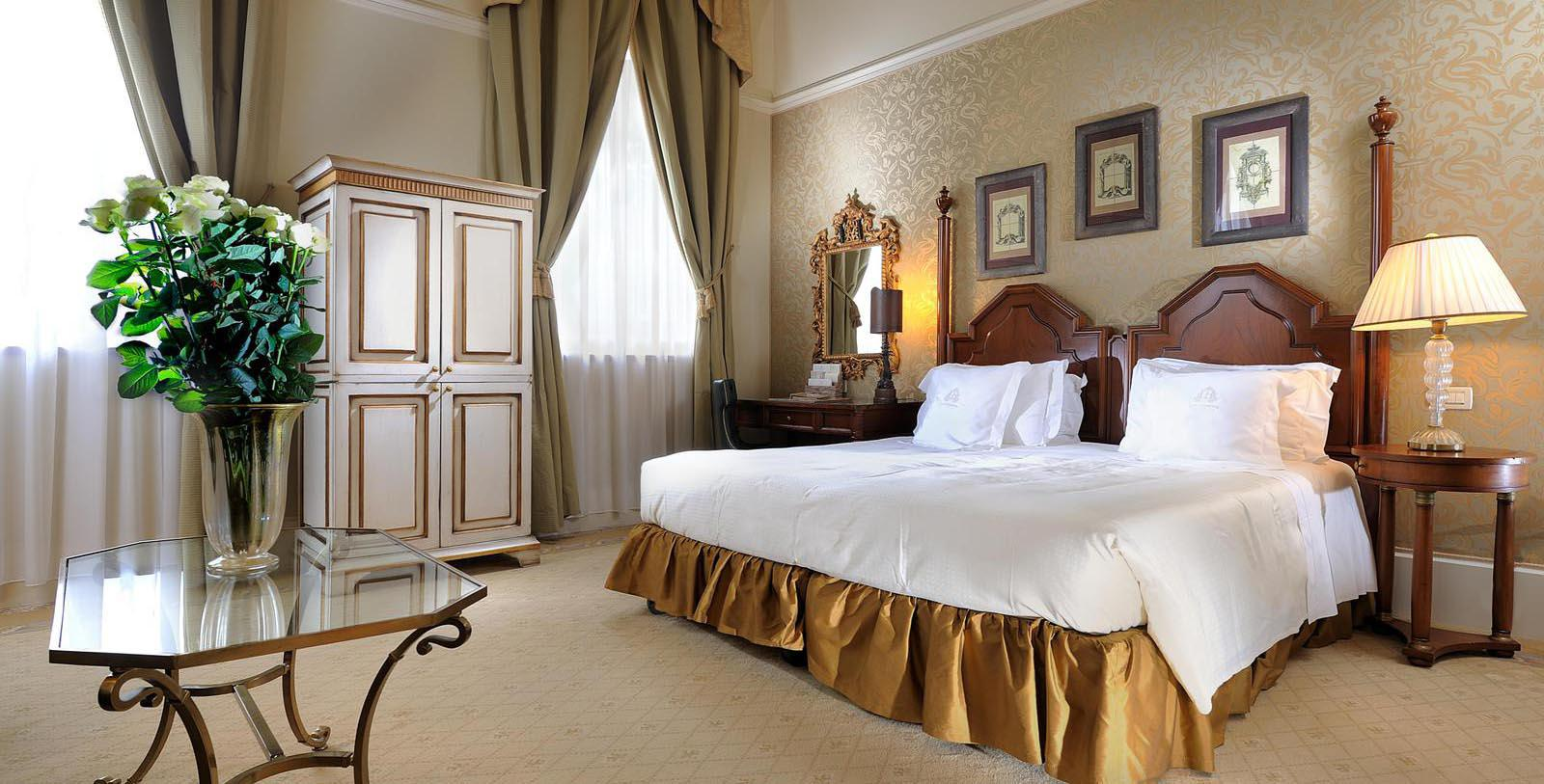 Image of Guestroom at San Clemente Palace Kempinski, 1131, Member of Historic Hotels Worldwide, in Venice, Italy, Location Map