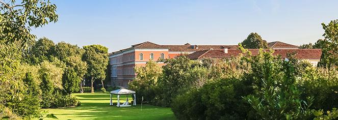 Spa:      San Clemente Palace Kempinski  in Venice