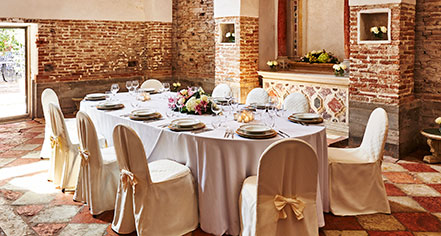 Weddings:      San Clemente Palace Kempinski  in Venice