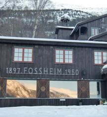 History:      Fossheim Turisthotell  in Lom