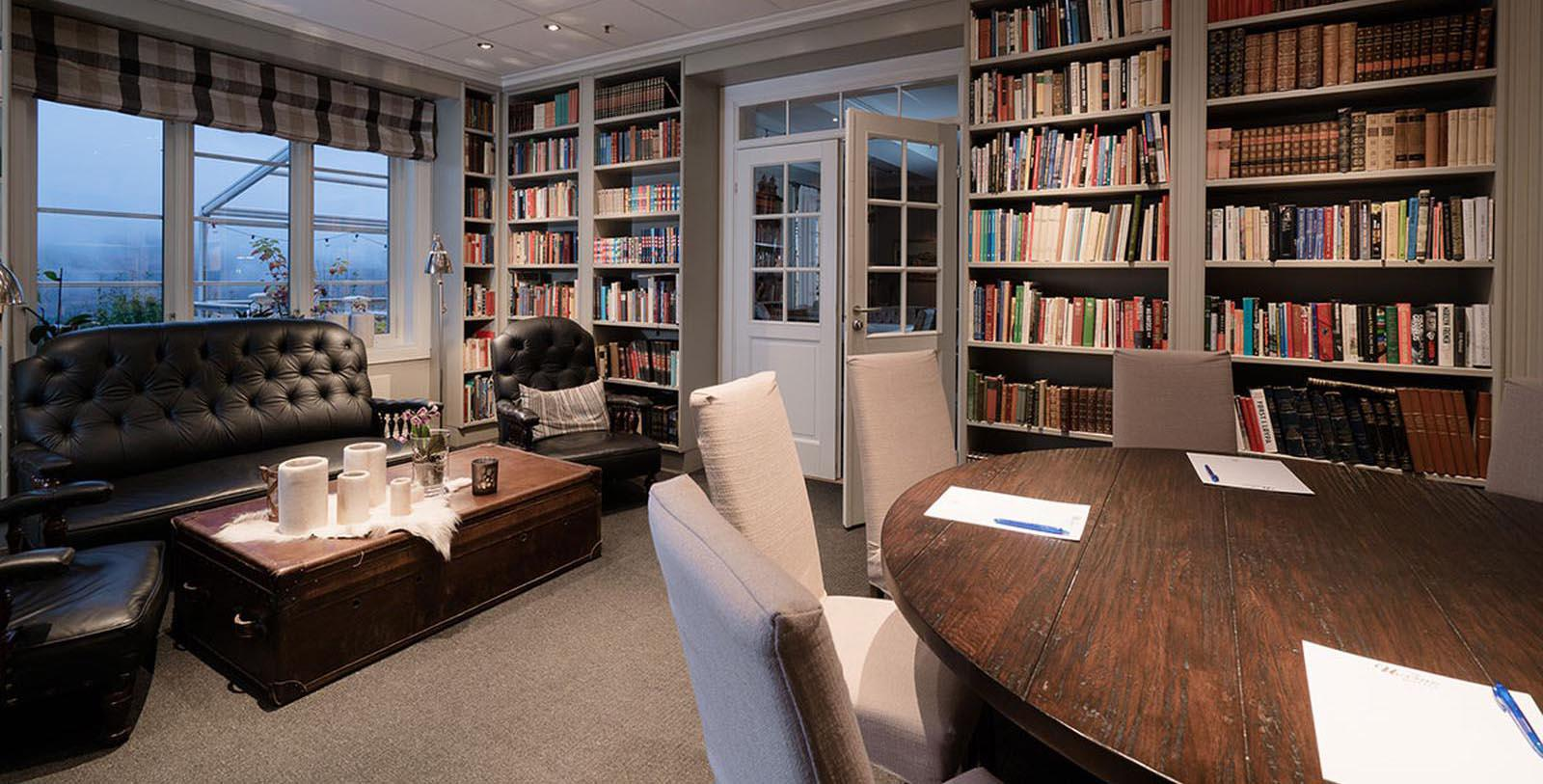 Image of Library Hotel Nermo Hotell & Apartments, 1442, Member of Historic Hotels Worldwide, in Oyer, Norway, Discover