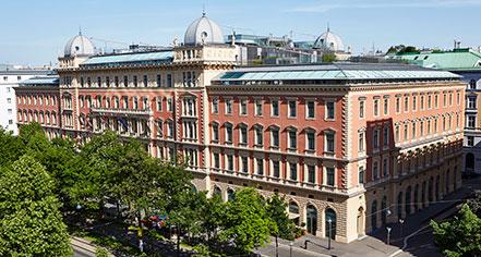 History:      Palais Hansen Kempinski Vienna  in Vienna