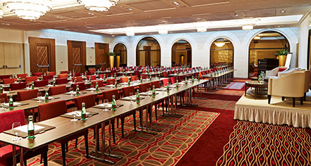 Meetings at      Palais Hansen Kempinski Vienna  in Vienna