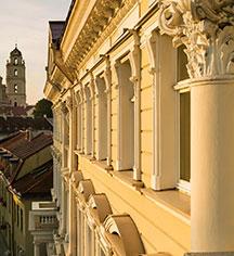 History:      Kempinski Hotel Cathedral Square  in Vilnius