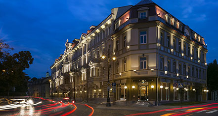 Kempinski Hotel Cathedral Square  in Vilnius