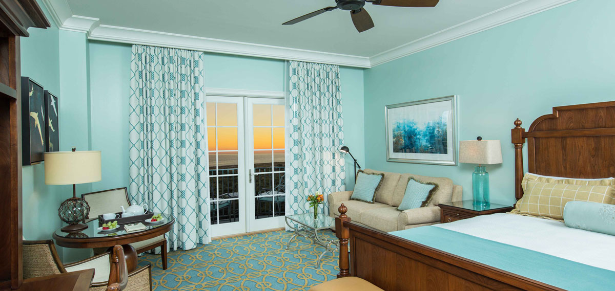 Accommodations:      The Henderson, a Salamander Beach & Spa Resort  in Destin
