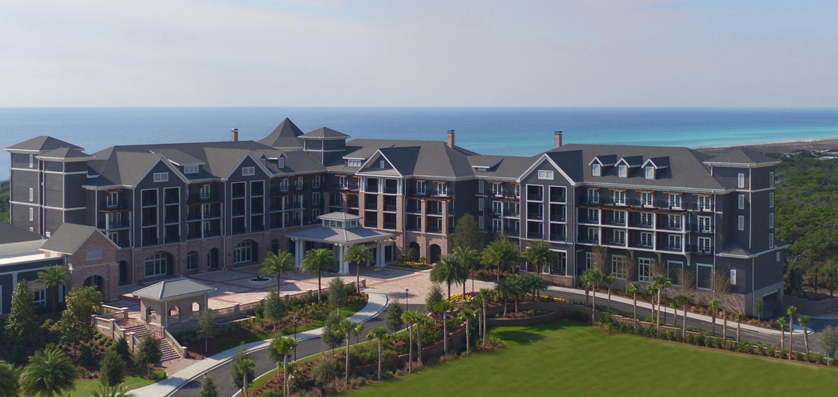 The Henderson, a Salamander Beach & Spa Resort  in Destin