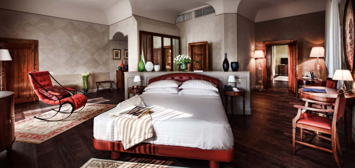 Accommodations:      Palazzo Victoria  in Verona