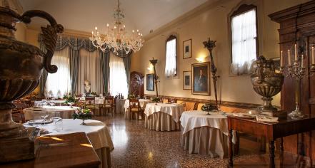Meetings at      Villa del Quar  in Verona