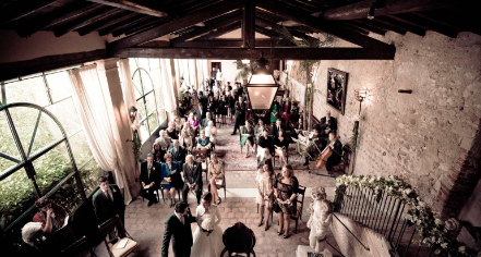 Weddings:      Villa del Quar  in Verona