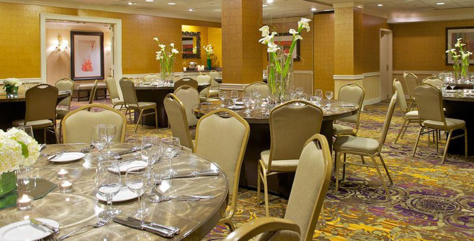 Image of Event Space The Churchill, 1906, Member of Historic Hotels of America, in Washington, DC, Experience