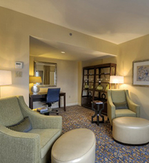 Accommodations:      Capital Hilton  in Washington