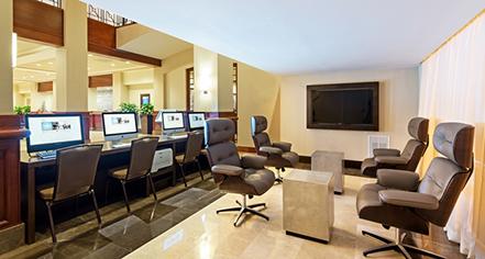 Activities:      Capital Hilton  in Washington