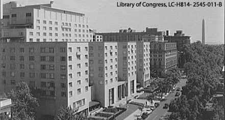 History:      Capital Hilton  in Washington