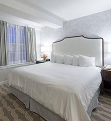 Accommodations:      Georgetown Inn  in Washington