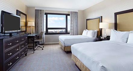 Accommodations:      Washington Hilton  in Washington
