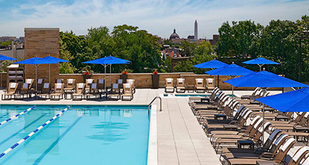Activities:      Washington Hilton  in Washington