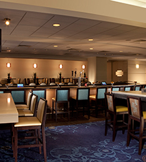 Dining at      Washington Hilton  in Washington