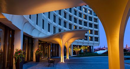 History:      Washington Hilton  in Washington